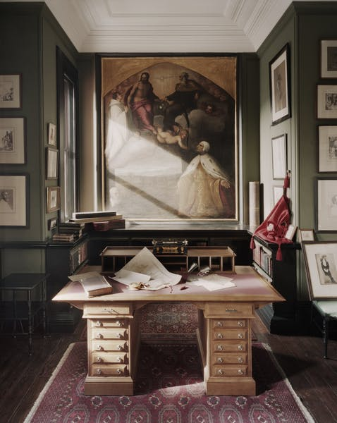 Photo of Leighton's Studio at Leighton House Museum