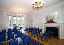 Hire Space - Venue hire The Salon at Stephens House & Gardens