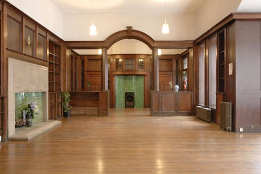Photo of Dickens Library at Mary Ward House