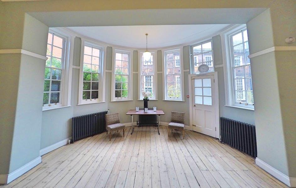 Photo of Voysey Room at Mary Ward House