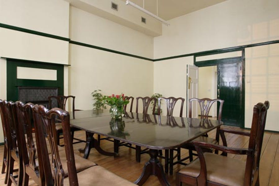 Photo of Boardroom at Mary Ward House