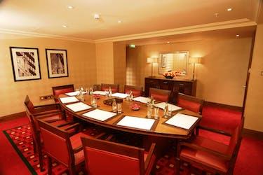 Hire Space - Venue hire Leeward Boardroom at London Marriott Hotel West India Quay