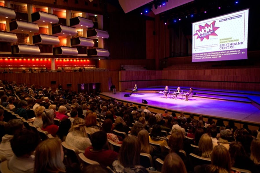 Photo of Royal Festival Hall Auditorium at Southbank Centre