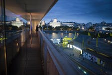 Hire Space - Venue hire St Paul's Roof Pavillion at Southbank Centre