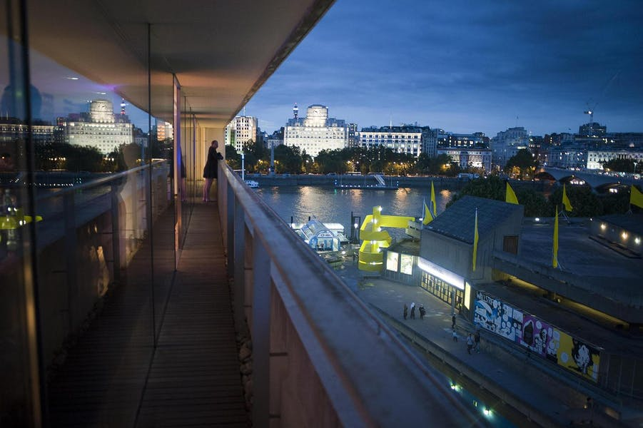 Photo of St Paul's Roof Pavillion at Southbank Centre