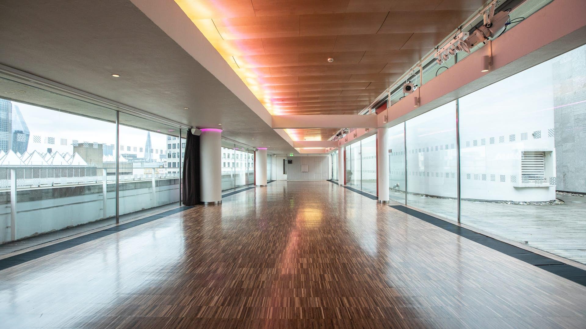 Southbank Centre Pavilion
