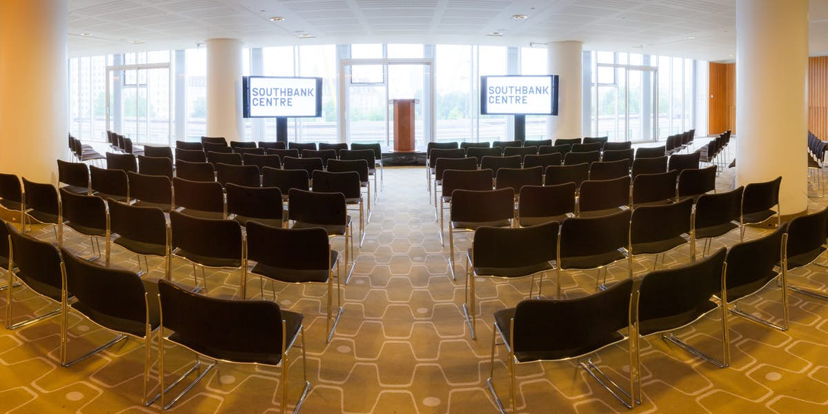 Level  Function Room Southbank Centre