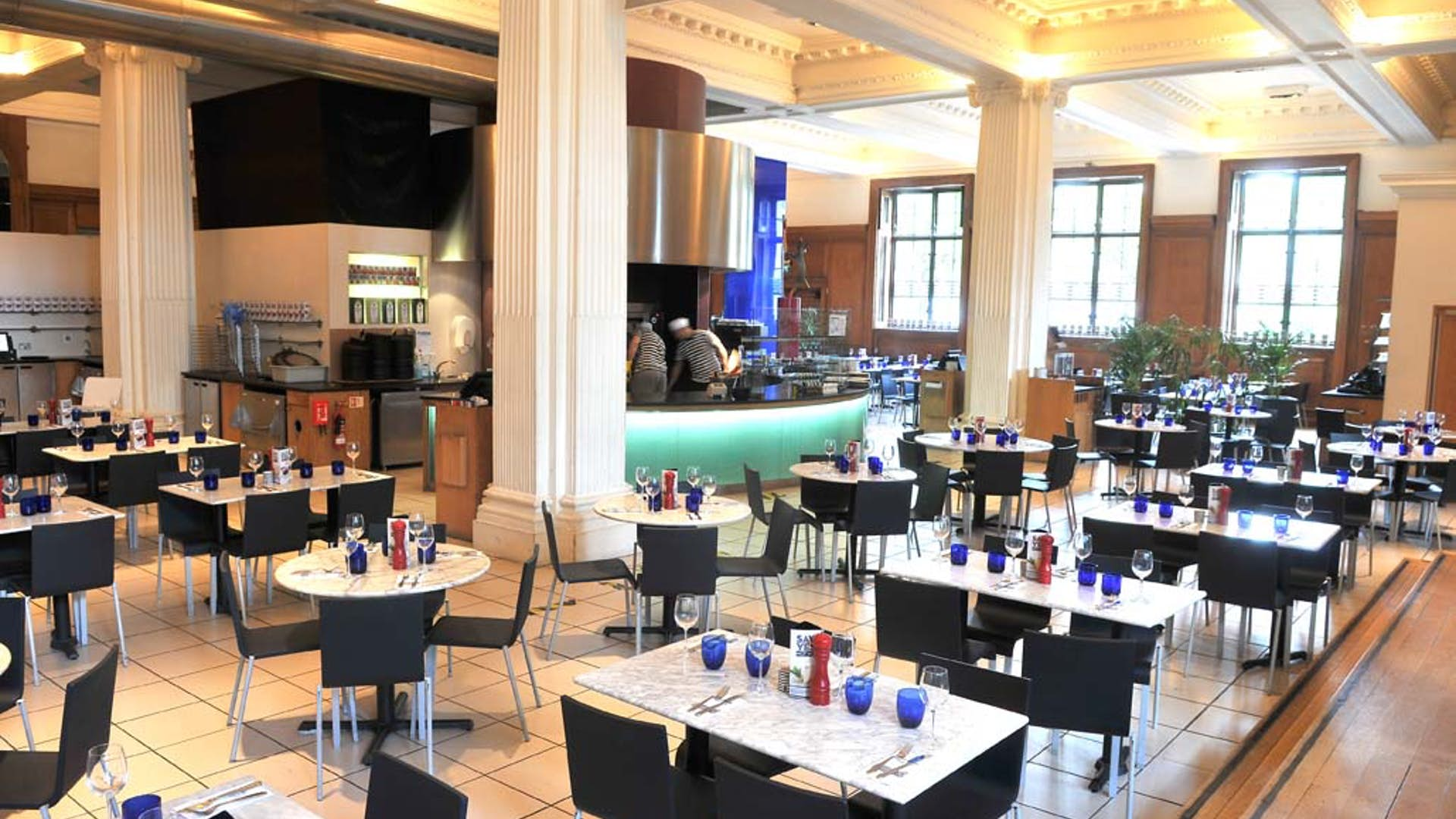 Restaurant Events Hire Pizzaexpress Olympia