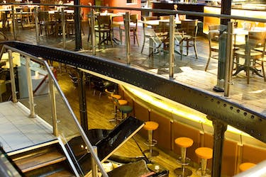 Hire Space - Venue hire Piano Bar at PizzaExpress Wapping
