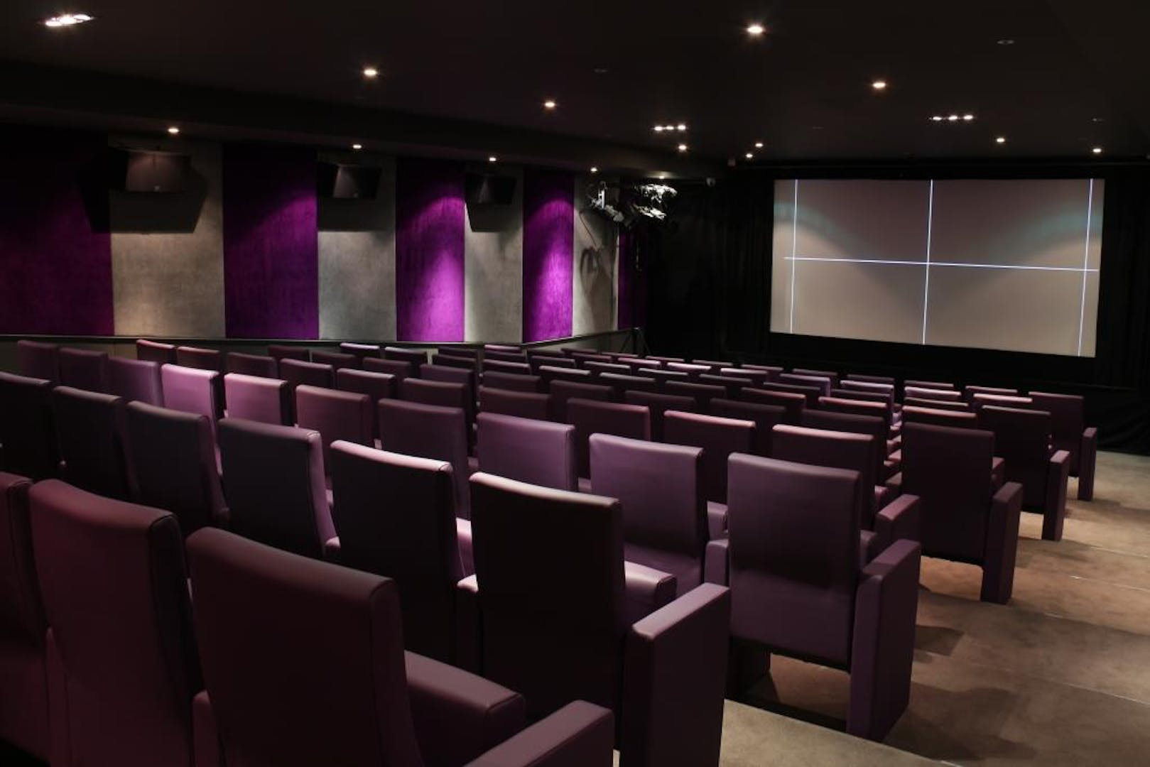 Private Cinema Business Hire Courthouse Hotel