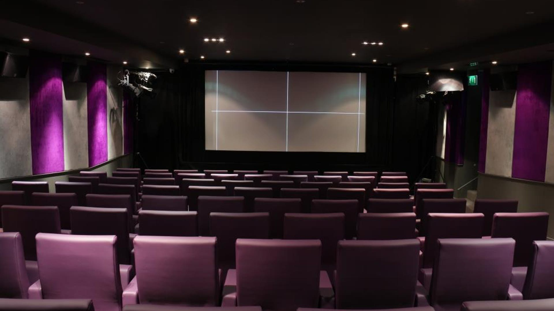 check out b1aa8 77fc7 Hire Space - Venue hire Private Cinema at Courthouse Hotel - Soho ...