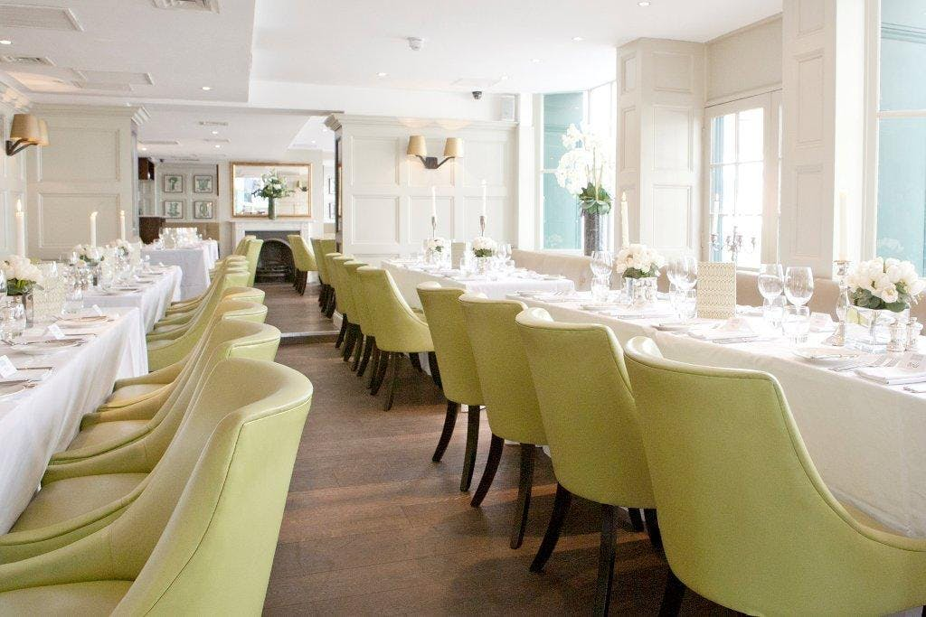 ... Hire Space   Venue Hire Main Restaurant At Chiswell Street Dining Rooms  ... Part 8