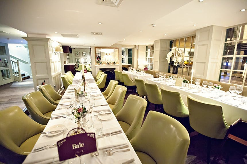 Great Hire Space   Venue Hire Main Restaurant At Chiswell Street Dining Rooms ... Part 18
