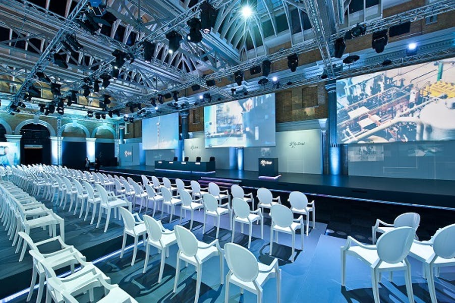 Photo of The Grand Hall at Old Billingsgate