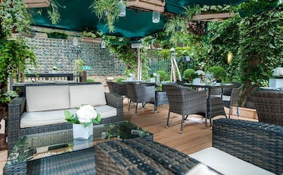 Hire Space - Venue hire Beach Bar at The Montague on the Gardens