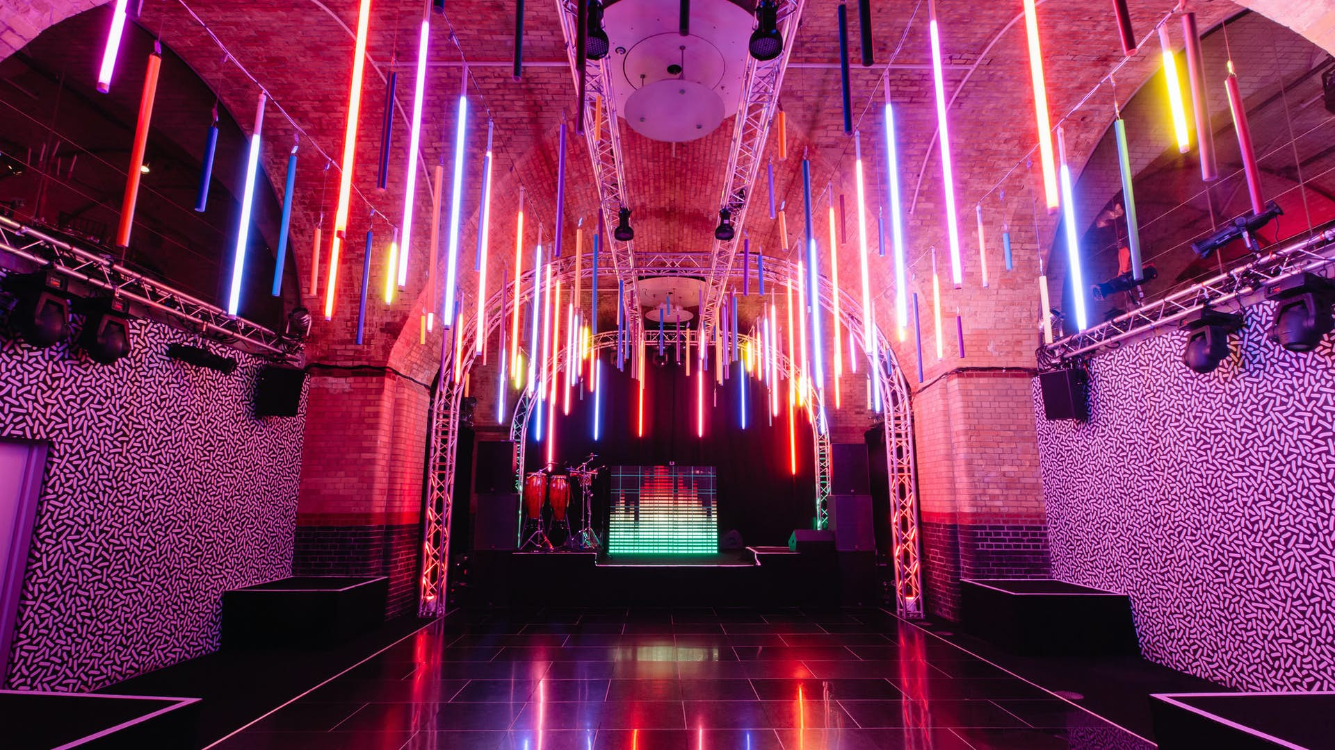 The Vault Events Hire Old Billingsgate