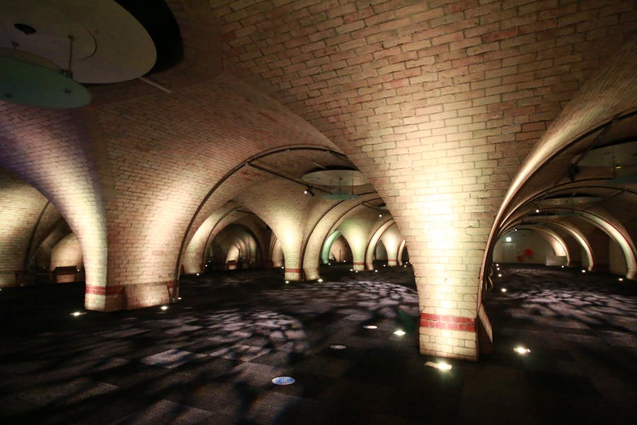 Photo of The Vault at Old Billingsgate