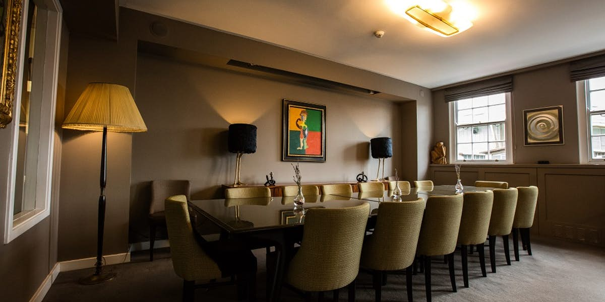Hire bird of smithfield for Q dining room london
