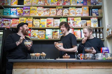 Hire Space - Venue hire Black Milk Cereal Dive at Black Milk Cereal Dive