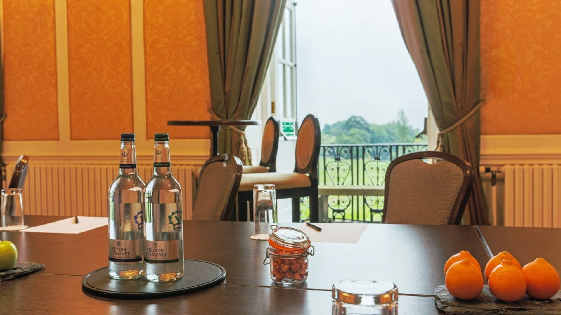 Boardroom | Dalmahoy, Marriott Hotel & Country Club