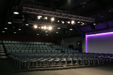 Hire Space - Venue hire Auditorium at Business Design Centre