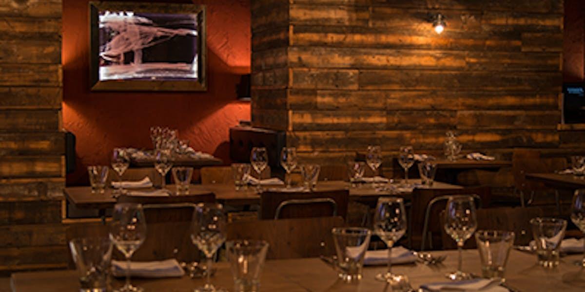 Moose Room Icebar London