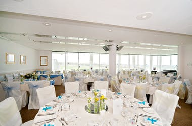 Hire Space - Venue hire The Jockey Club Room at Epsom Downs Racecourse